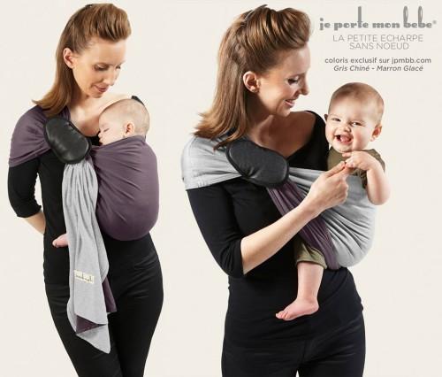 Ma petite écharpe sans noeuds de Je porte mon bébé... - Blog Blog ... da21da1737e