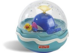 baleine fisher price