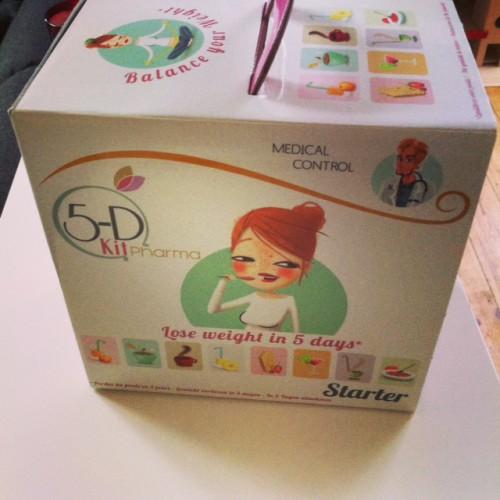 5-D kit pharma, régime, mithra pharmaceutique